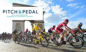 Pitch and Pedal sports interview